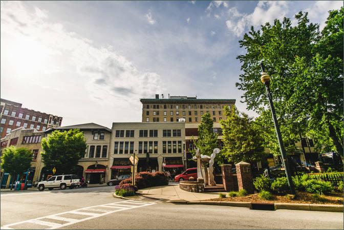 72 Patton Ave, Downtown Asheville
