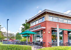 The Shoppes at EastChase: Starbuck's